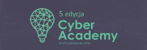 logo konferencji cyberacademy